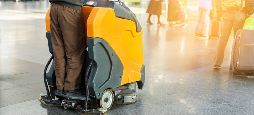 Green commercial cleaning in Hamilton
